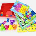 Детская крупная мозаика Цветная фантазия, фото 2