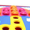 Детская крупная мозаика Цветная фантазия, фото 4