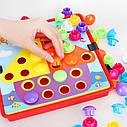Детская крупная мозаика Цветная фантазия, фото 3