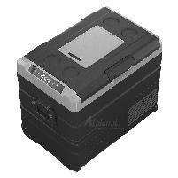 Компресорний автохолодильник Alpicool TW45. Двокамерний. Охолодження до -20℃, живлення 12, 24, 220 вольт., фото 4