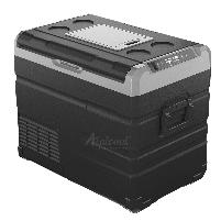 Компрессорный автохолодильник Alpicool TW45. Двухкамерный. Охлаждение до -20 ℃. Питание – 12, 24, 220 вольт., фото 3