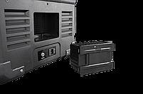 Компресорний автохолодильник Alpicool TW45. Двокамерний. Охолодження до -20℃, живлення 12, 24, 220 вольт., фото 7