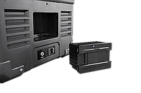 Компрессорный автохолодильник Alpicool TW45. Двухкамерный. Охлаждение до -20 ℃. Питание – 12, 24, 220 вольт., фото 7