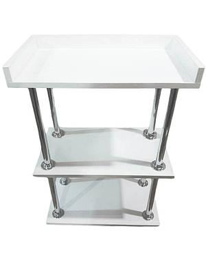 Тележка для маникюра (маникюрный передвижной столик) ТК-6