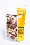 Мікс горіховий з арахісом Gavra, 200г, фото 2