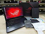 Ігровий Ноутбук Asus ROG Strix GL503VD + Core i7 на 12 ядер + ЯК НОВИЙ, фото 4