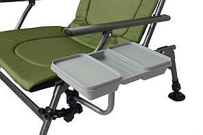 Столик для монтажа з кріпленням до крісла Novator OB-2