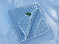 Конопляний наматрасник Наповнювач конопля ( рослинне волокно) 160*200 на двоспальне ліжко