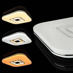 Світильник світлодіодний Biom SMART SML-S25-80 3000-6000K 80Вт з д/у