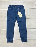 Котоновые брюки джоггеры для мальчиков Grace 140/146 p.p.