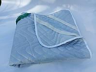 Конопляний наматрасник Dobri Konopli на односпальне ліжко 90*200