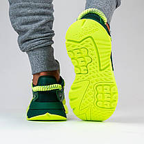 """Кроссовки Adidas Nite Jogger Green """"Зеленые/Салатневые"""", фото 3"""