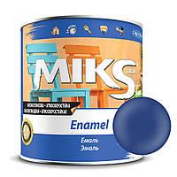 Эмаль синяя ПФ-115 Миks color 2,8 кг.