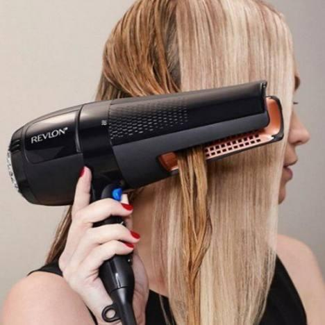 Мультистайлер Revlon 360 Dual Fast Dry Hair Dryer | Фен кругової 360 Revlon rvdr 5206