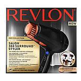 Мультистайлер Revlon 360 Dual Fast Dry Hair Dryer | Фен кругової 360 Revlon rvdr 5206, фото 7