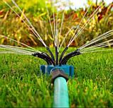 Розумна система поливу Garden Fresh 12 в 1 | Розпилювач на 360 градусів для саду і городу GARDEN FRESH, фото 3