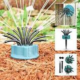 Розумна система поливу Garden Fresh 12 в 1 | Розпилювач на 360 градусів для саду і городу GARDEN FRESH, фото 2