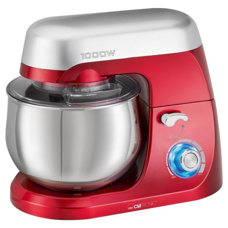 Кухонная машина Clatronic KM 3709 Red