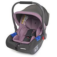 Детское автокресло автолюлька El Camino ME 1043 Royal Violet Newborn+ 0+ Фиолетовый