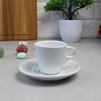 Чашка для еспресо HLS 70 мл + блюдце (HR1306)