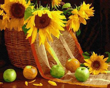 Картины по номерам 40х50 см Brushme Осенние дары (GX 31200)