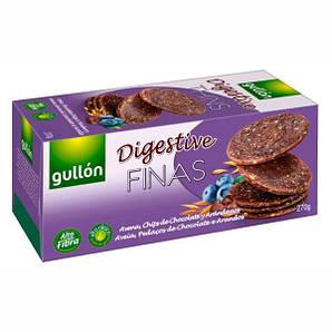 Печенье GULLON Digestive Thins Finas, 270 г
