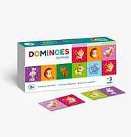 Домино детское DoDo 300248,домино додо 300248