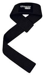 Лямки для тяги Sporter Подъемный ремень (MFA-448.4 D) - Full Black