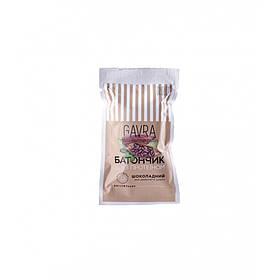 Батончик протеиновый шоколадный Gavra, 50г