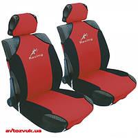Майки-чехлы MILEX Racing P передние красные (23087)