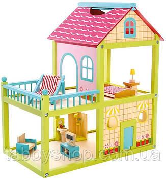Іграшковий будиночок BINO для ляльок