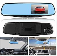 Зеркало Видеорегистратор Авто Регистратор + камера заднего вида 3В1 Зеркало