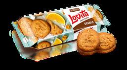 Печенье Roshen Lovita Classic с цедрой апельсина 150 г