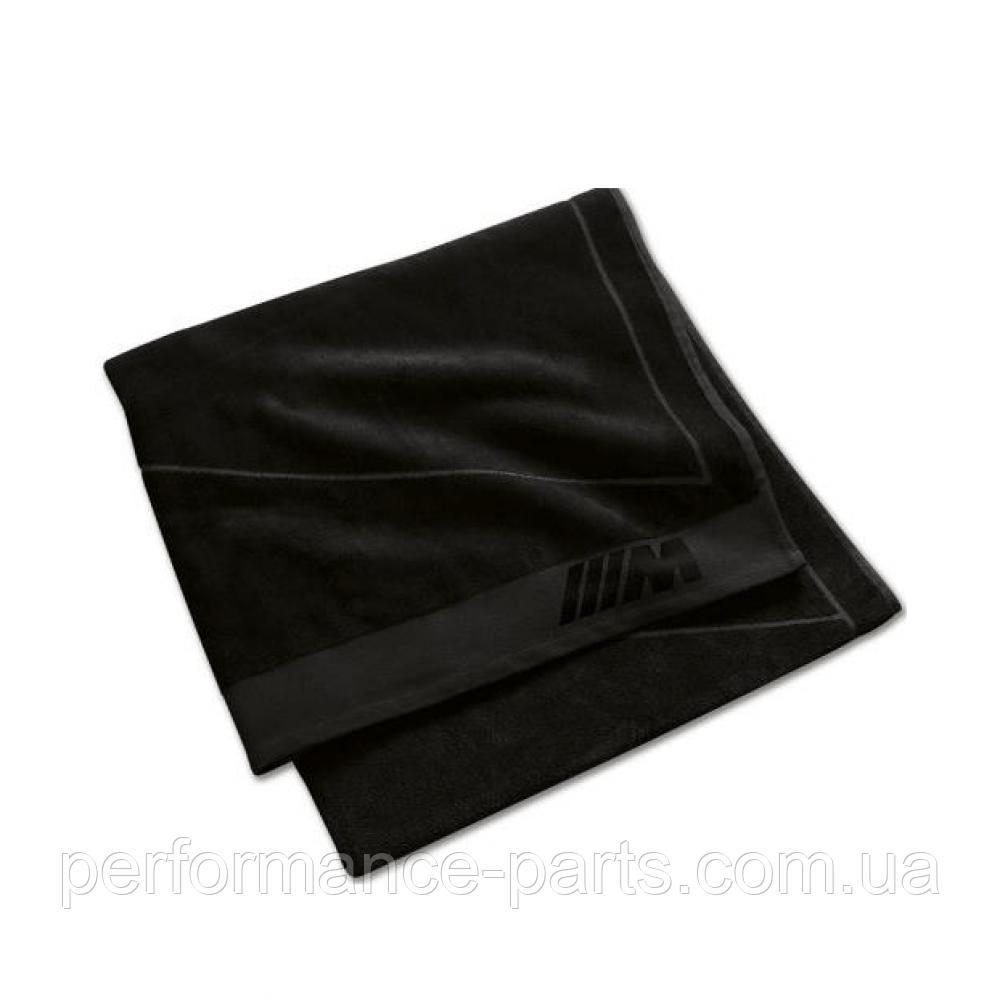 Банний рушник BMW M Towel, Black, 80232454741