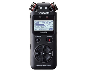 MP3-диктофон Цифровий рекордер Tascam DR-05X MicroUSB Type-B mini-Jakc 3,5 mm