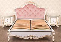 Спальня Барокко из натурального дерева