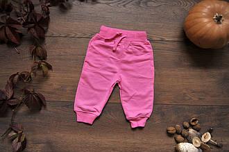 Штанишки  C+3  #2127 62 см розовые