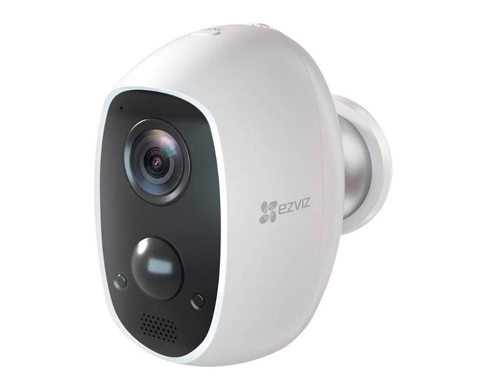 Wi-Fi видеокамера Ezviz CS-C3A со встроенным аккумулятором
