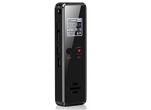 Цифровий диктофон Vandlion V90 -8 Гб Аудіозапис на далекі відстані, mp3-плеєр, шумозаглушення,