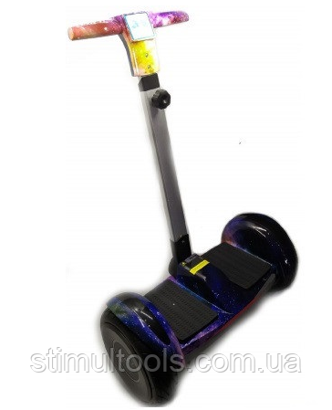 Гироскутер з ручкою EL-A8 Ред Скай