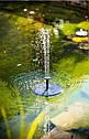 Фонтан садовый на солнечной батарее Water Pump 160мм, фото 2