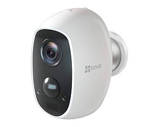 Wi-Fi видеокамера с питанием от аккумулятора