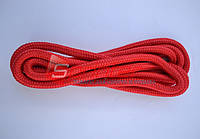 Скакалка гимнастическая красная 3м Китай