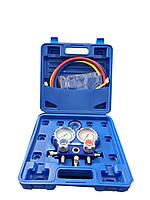 Манометрический коллектор Value VMG-2-R22В-02 (R404, R407, R134)
