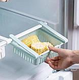 Полка для холодильника подвесная Storage Rack 7240, фото 5