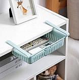 Полка для холодильника подвесная Storage Rack 7240, фото 6