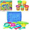 Игровой набор для творчества,тесто для лепки Play-doh (аналог),игровой набор MK2851