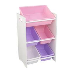 Мебель Для Хранения Kidkraft 15473 (Розовый) – 5 Полок