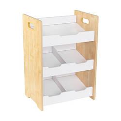 Мебель Для Хранения Kidkraft 15766 (Белая) – 3 Полочки