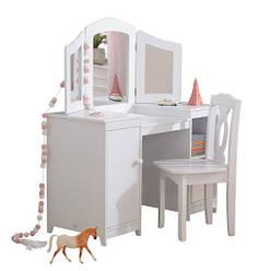 Туалетный Столик Deluxe Vanity And Chair Kidkraft 13018